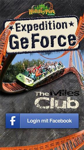 GeForce Miles Club