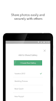 Screenshot of Shoebox - Photo Backup Cloud
