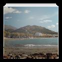 Calm Beach HD Live Wallpaper icon