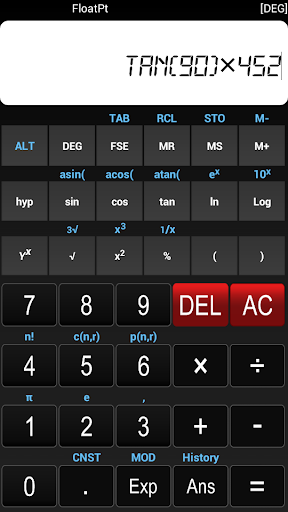 Scientific Calculator-Free