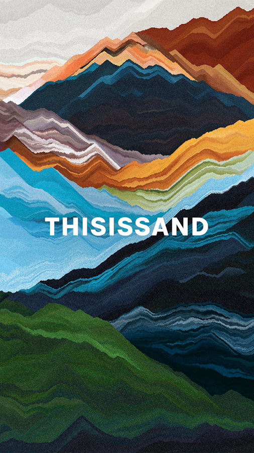 Thisissand - Art, Creativity & Relaxation- screenshot