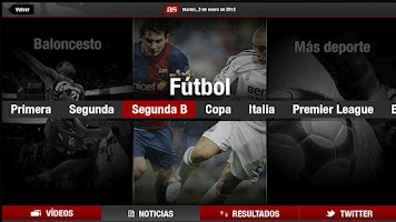 Screenshot of AS HD