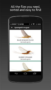Match a hatch android apps on google play for Fly fishing apps