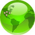 Android Location Cache Viewer logo
