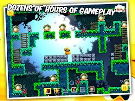Screenshot of Toki Tori