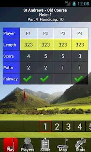 Golf Companion - Golf GPS Demo- screenshot thumbnail