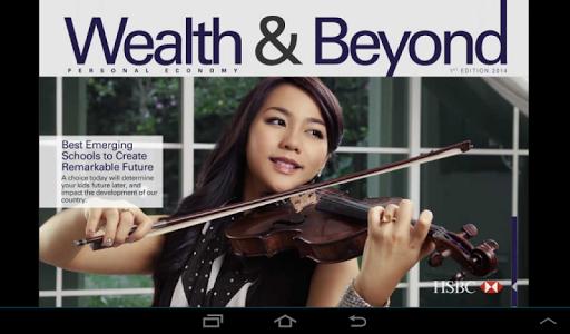 Wealth Beyond HSBC