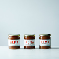 Gin Lime, Habanero & Salted Caramel Sauces