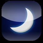 Music box to sleep icon