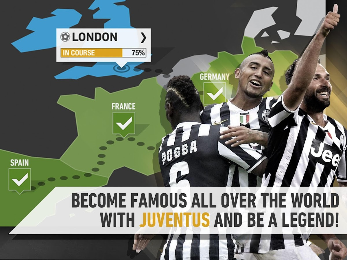 Be A Legend: Juventus FC - screenshot