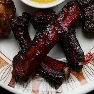 Chinese Barbecued Spareribs.