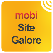 mobiSiteGalore mobile website