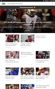 Orlando Sentinel - screenshot thumbnail