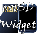 extSD Widget icon