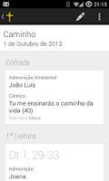 Screenshot of Caminho Neocatecumenal