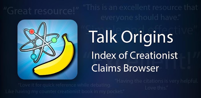 TalkOrigins Creationist Claims