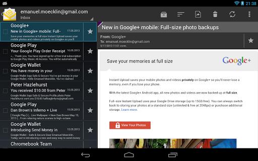 K-@ Mail Pro - email evolved v1.37