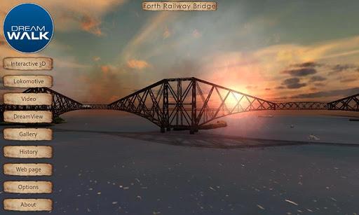 Forth Bridge Interactive 3D