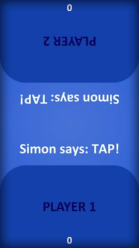 Simon Says: Tap