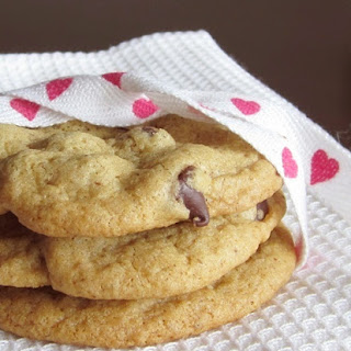 Multi-Grain Vegan and Gluten-Free Chocolate Chip Cookies