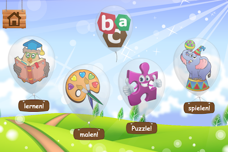 German Learning For Kids Full - náhled