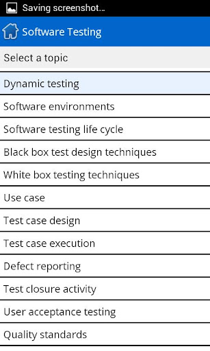 SoftwareTesting
