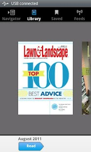 Lawn & Landscape magazine - screenshot thumbnail