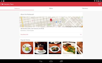 OpenTable: Restaurants Near Me Screenshot 11