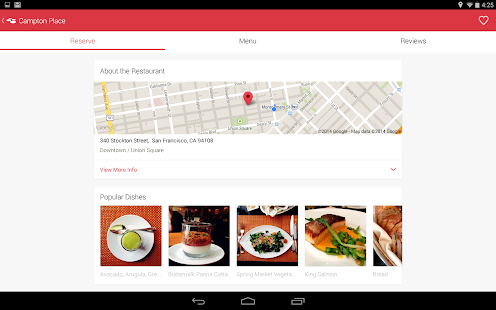 OpenTable: Restaurants Near Me Screenshot 24