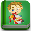 Pica Sharing Book for Kids icon