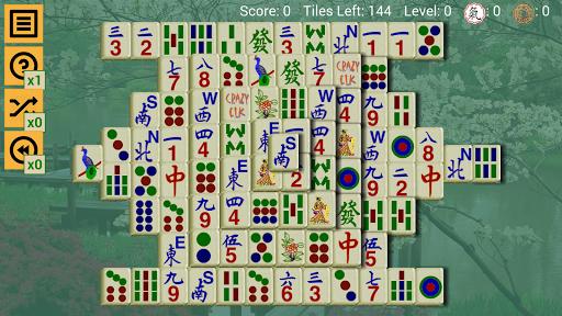 Mahjong Solitaire Crazy Elk