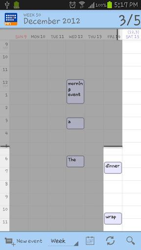 EasyPlan,排程器 日曆