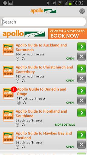 Apollo NZ Travel Guide