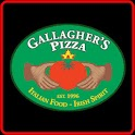 Gallagher's Pizza Green Bay logo