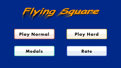 Flying Square