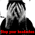 Stop your headaches icon