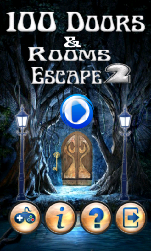 100 Doors and Rooms Escape