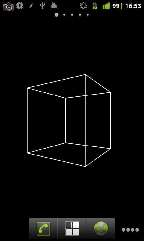 Geometric Shape Free Wallpaper- screenshot