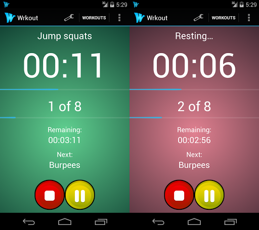 Interval Timer - Timing for HIIT Training and Workouts on the App Store