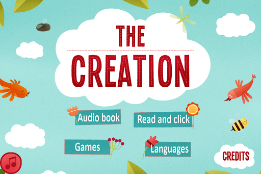 The Bible - The Creation Lite