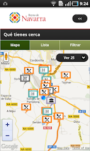 Turismo Navarra - App Oficial - screenshot thumbnail