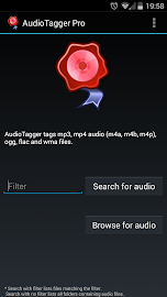 AudioTagger - Tag Music Screenshot 1