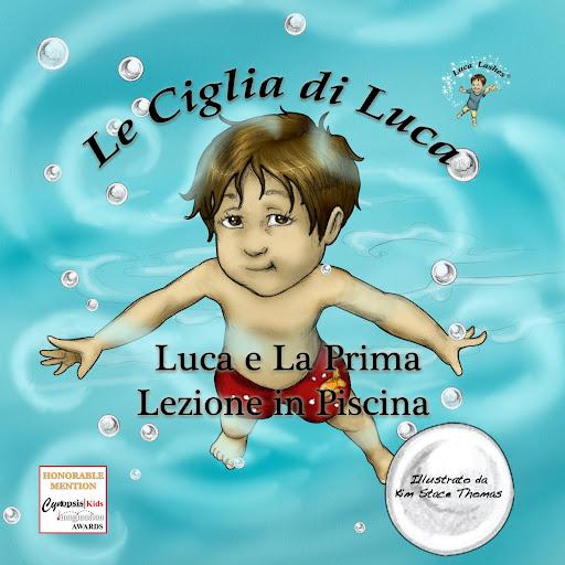 Luca e La Lezione in Piscina