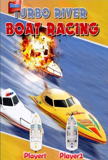【免費賽車遊戲App】Turbo River Boat Racing-APP點子