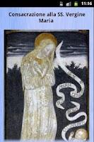 Screenshot of Consecration Holy Virgin Mary