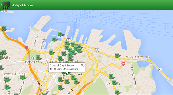 Hotspot Finder- screenshot thumbnail