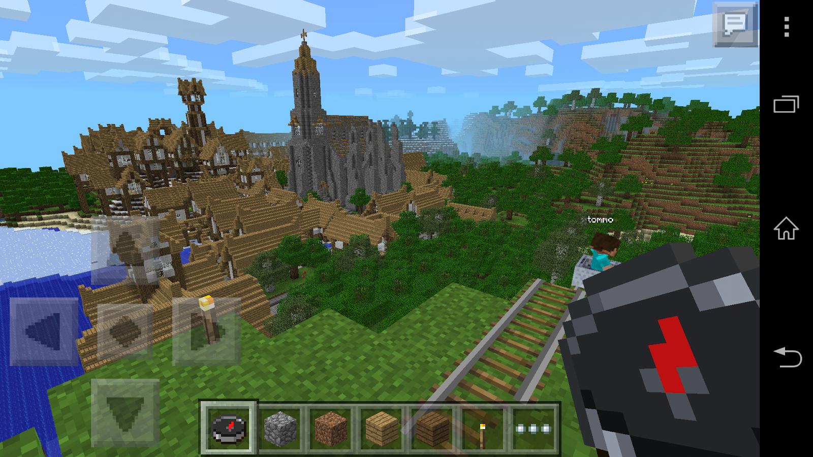 How To Make A Book Minecraft Pe ~ Minecraft pocket edition screenshot
