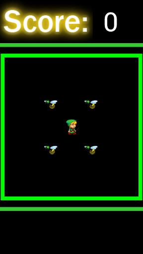 Super Green Arrow Bit Escape