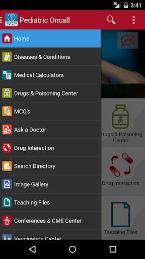 Pediatric Oncall 7.6.5 screenshots 2