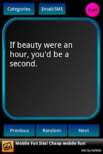 Pick-Up Lines- screenshot thumbnail